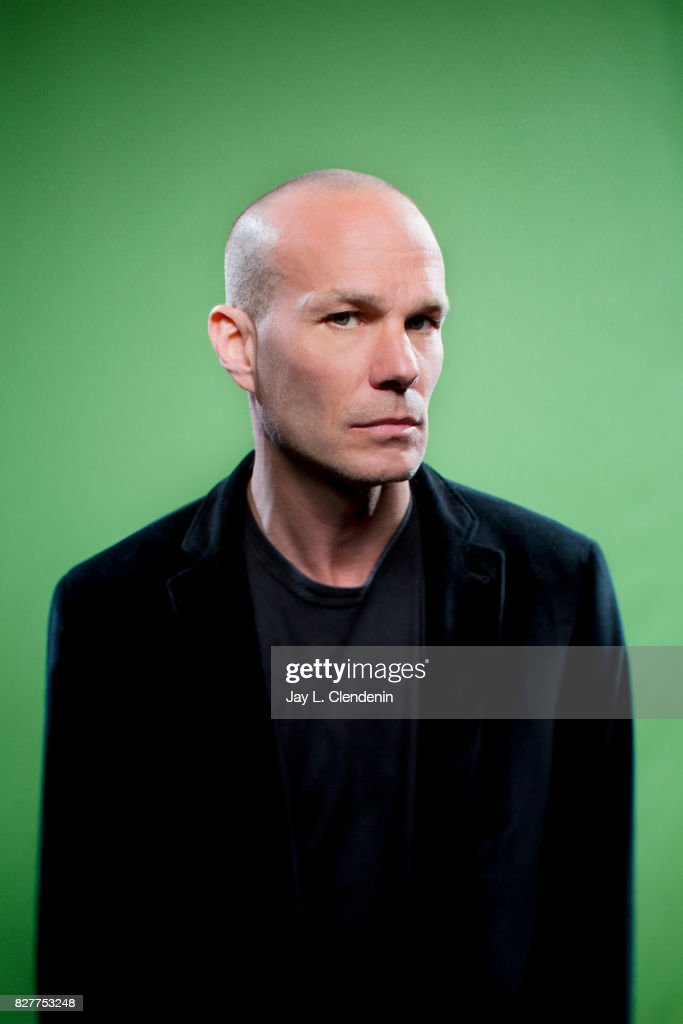 Actor James Marshall, from the television series, 'Twin Peaks,' is photographed in the L.A. Times photo studio at Comic-Con 2017, in San Diego, CA on July 21, 2017.