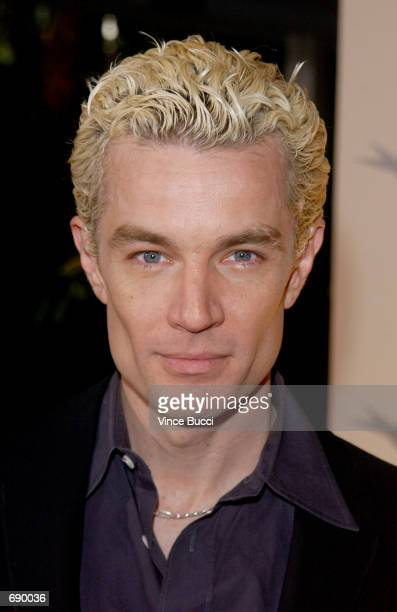 Actor James Marsters attends the American Film Institutes AFI Awards 2001 at the Beverly Hills Hotel January 5 2002 in Beverly Hills CA