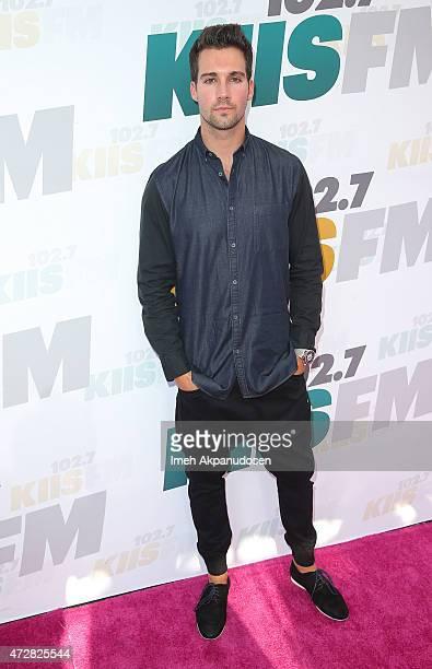 Actor James Maslow attends 1027 KIIS FM's 2015 Wango Tango at StubHub Center on May 9 2015 in Los Angeles California