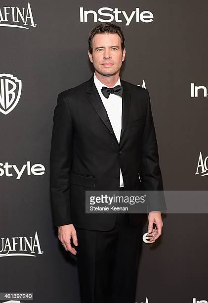 Actor James Maslow attends the 2015 InStyle And Warner Bros 72nd Annual Golden Globe Awards PostParty at The Beverly Hilton Hotel on January 11 2015...