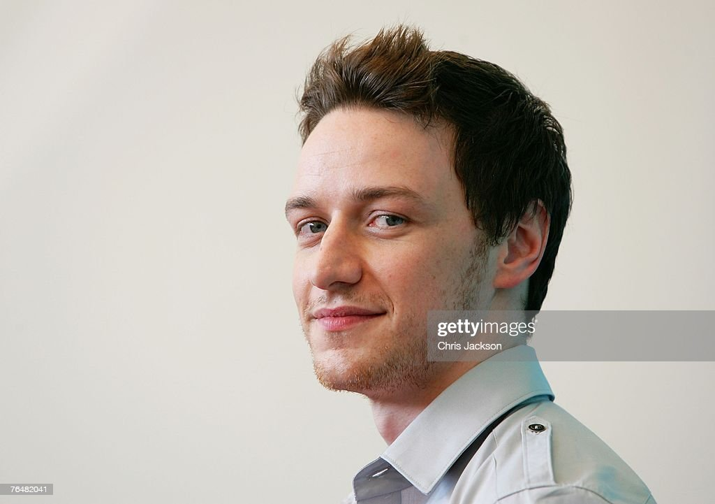 Actor James McAvoy attends the Atonement photocall during Day 1 of the 64th Annual Venice Film Festival on August 29, 2007 in Venice, Italy.