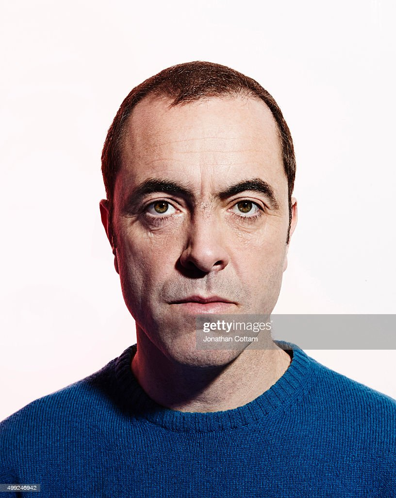 Actor James Nesbitt is photographed on April 27, 2009 in London, England.