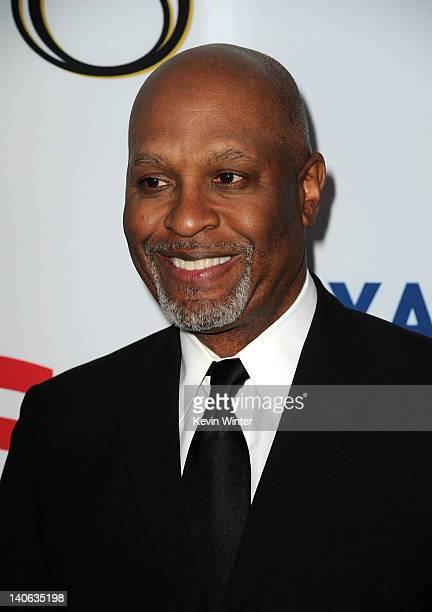 Actor James Pickens Jr arrives at the premiere of '8' presented by The American Foundation For Equal Rights Broadway Impact at The Wilshire Ebell...