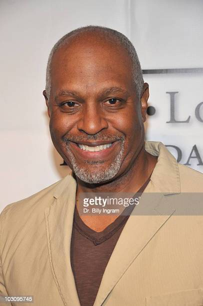 Actor James Pickens Jr attends Elevate Hope Foundation Presents 'An Evening With Angels' Arrivals at Boulevard3 on July 25 2010 in Hollywood...