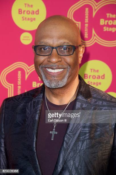 Actor James Pickens Jr attends the Opening Night Of 'Born For This' at The Broad Stage on July 20 2017 in Santa Monica California