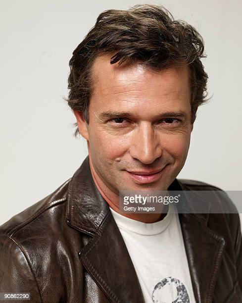 Actor James Purefoy from the film 'Solomon Kane' poses for a portrait during the 2009 Toronto International Film Festival at The Sutton Place Hotel...