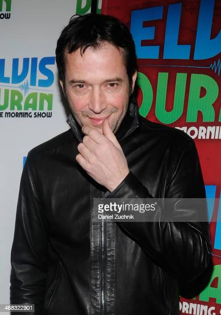 Actor James Purefoy visits 'The Elvis Duran Z100 Morning Show' at Z100 Studio on February 10 2014 in New York City