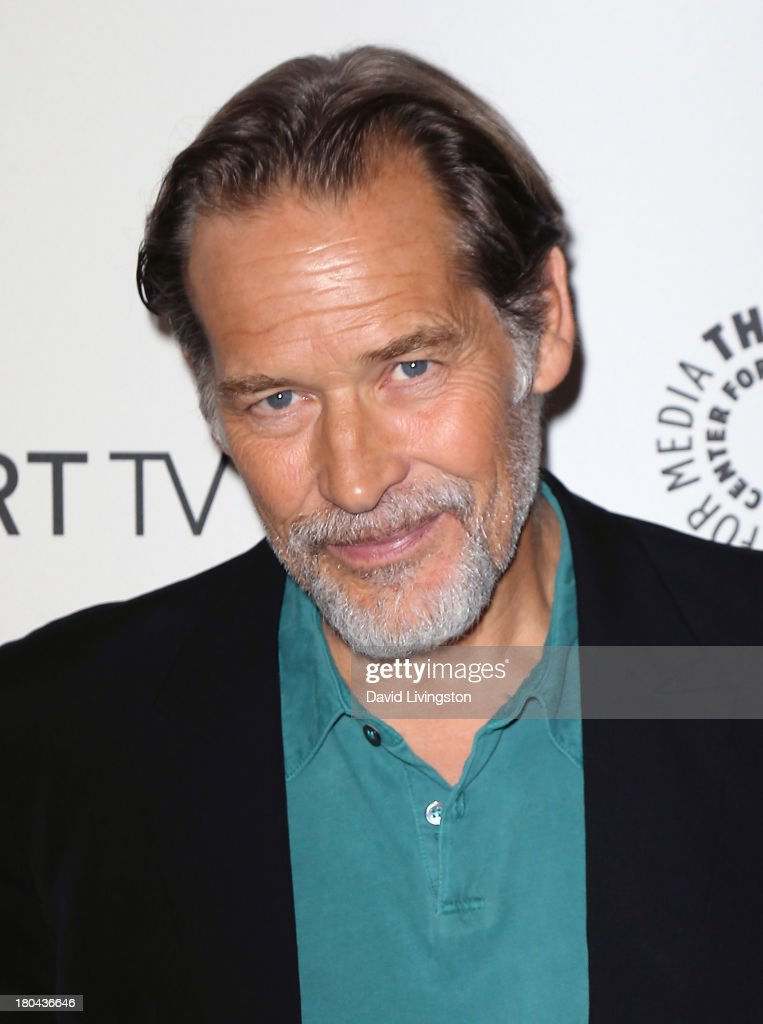 Actor <a gi-track='captionPersonalityLinkClicked' href=/galleries/search?phrase=James+Remar&family=editorial&specificpeople=1567743 ng-click='$event.stopPropagation()'>James Remar</a> attends PaleyFestPreviews: Fall TV - Fall Farewell: 'Dexter' at The Paley Center for Media on September 12, 2013 in Beverly Hills, California.