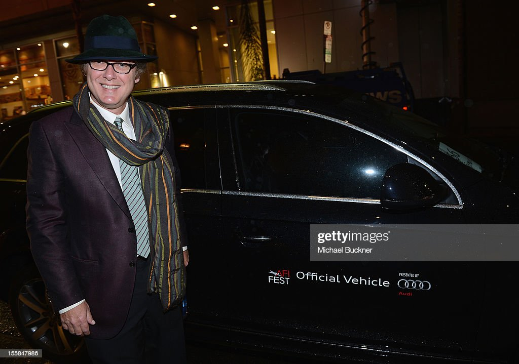 Actor <a gi-track='captionPersonalityLinkClicked' href=/galleries/search?phrase=James+Spader&family=editorial&specificpeople=544640 ng-click='$event.stopPropagation()'>James Spader</a> arrives at the premiere of 'Lincoln' during the 2012 AFI Fest presented by Audi at Grauman's Chinese Theatre on November 8, 2012 in Hollywood, California.
