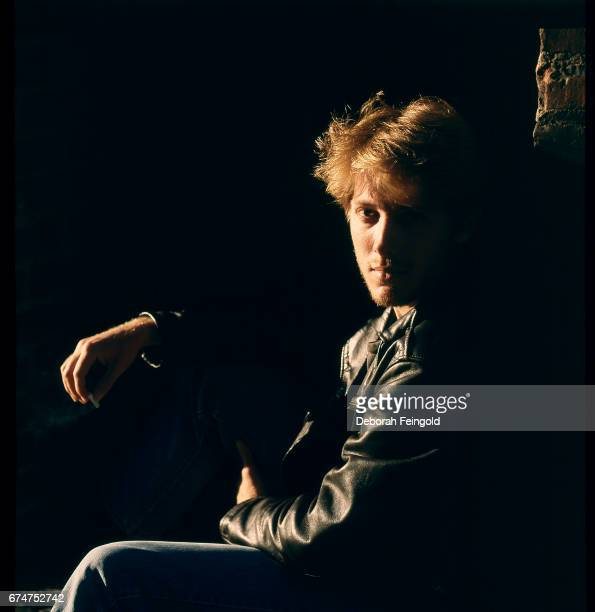 Actor James Spader poses for a portrait in 1987 in New York City New York