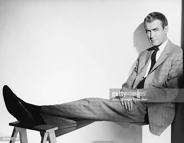 Actor James Stewart