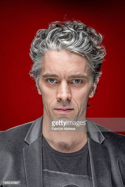 Actor James Thierree is photographed for Self Assignment on February 11 2013 in Berlin Germany