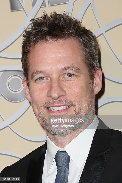Actor James Tupper arrives at HBO's Official Golden Globe Awards after party at the Circa 55 Restaurant on January 8 2017 in Los Angeles California