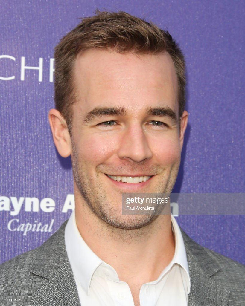 Actor James Van Der Beek attends the 13th Annual Chrysalis Butterfly Ball at a private Mandeville Canyon Estate on June 7, 2014 in Los Angeles, California.