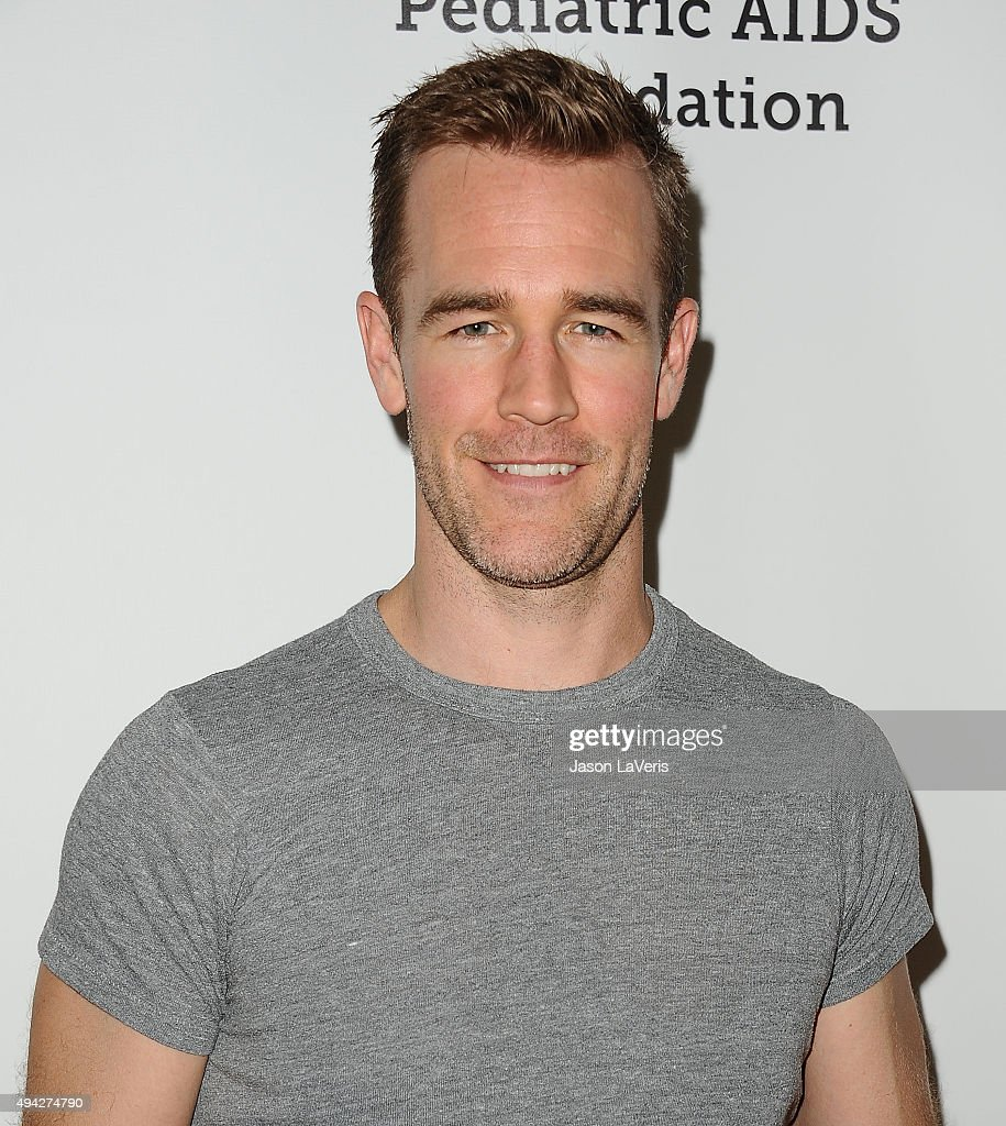 Actor James Van Der Beek attends the Elizabeth Glaser Pediatric AIDS Foundation's 26th A Time For Heroes family festival at Smashbox Studios on...