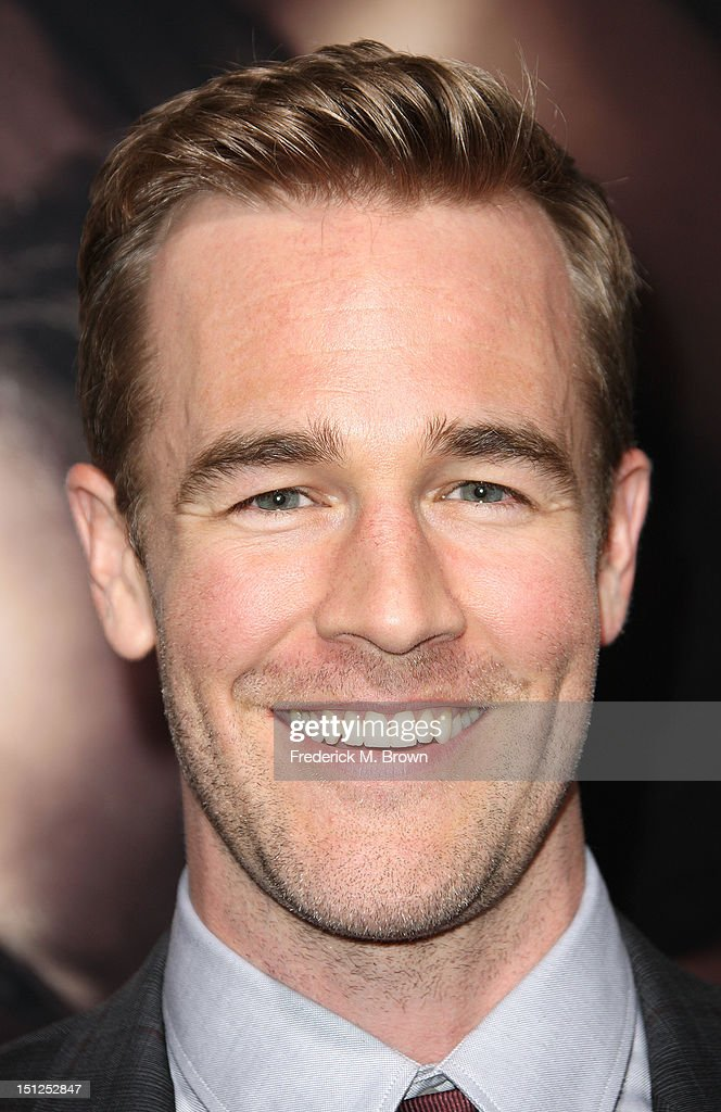 Actor James Van Der Beek attends the Premiere Of CBS Films' 'The Words' at the ArcLight Cinemas on September 4, 2012 in Hollywood, California.