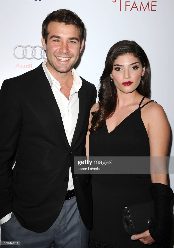 Actor <a gi-track='captionPersonalityLinkClicked' href=/galleries/search?phrase=James+Wolk&family=editorial&specificpeople=6966494 ng-click='$event.stopPropagation()'>James Wolk</a> and actress <a gi-track='captionPersonalityLinkClicked' href=/galleries/search?phrase=Amanda+Setton&family=editorial&specificpeople=5502459 ng-click='$event.stopPropagation()'>Amanda Setton</a> attend the Television Academy's 23rd Hall of Fame induction gala at Regent Beverly Wilshire Hotel on March 11, 2014 in Beverly Hills, California.
