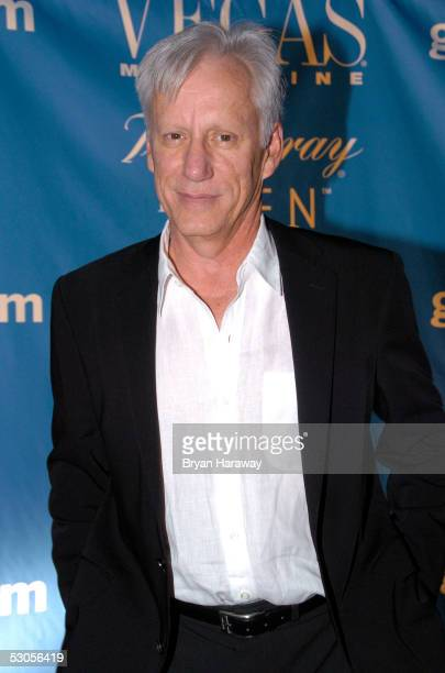 Actor James Woods poses for photographers at the Vegas Magazine 2nd Anniversary Party on June 11 2005 in the Green Valley Ranch Casino in Las Vegas...