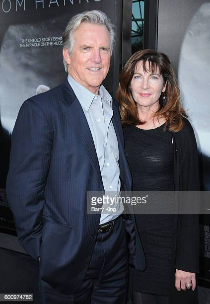 Actor Jamey Sheridan and actress wife Colette Kilroy attend the Los Angeles industry screening of Warner Bros Pictures' 'Sully' at Directors Guild Of...