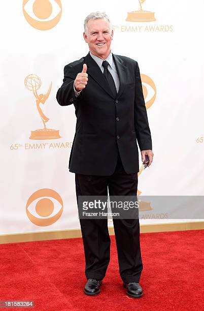 Actor Jamey Sheridan arrives at the 65th Annual Primetime Emmy Awards held at Nokia Theatre LA Live on September 22 2013 in Los Angeles California