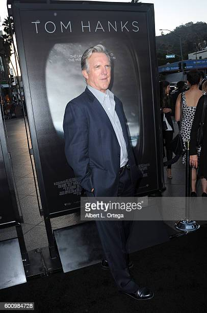 Actor Jamey Sheridan arrives the Screening Of Warner Bros Pictures' 'Sully' held at Directors Guild Of America on September 8 2016 in Los Angeles...