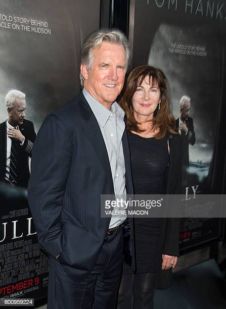 Actor Jamey Sheridan attends the screening of The Warner Bros Pictures 'Sully' in West Hollywood California on September 8 2016 / AFP / VALERIE MACON