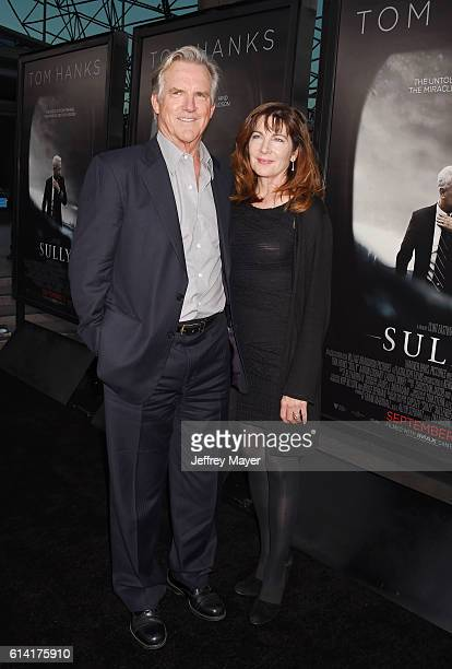 Actor Jamey Sheridan attends the screening of Warner Bros Pictures' 'Sully' at the Director's Guild of America on September 8 2016 in Los Angeles...