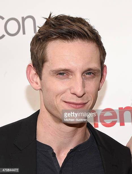 Actor Jamie Bell attends 20th Century Fox Invites You to a Special Presentation Highlighting Its Future Release Schedule at The Colosseum at Caesars...
