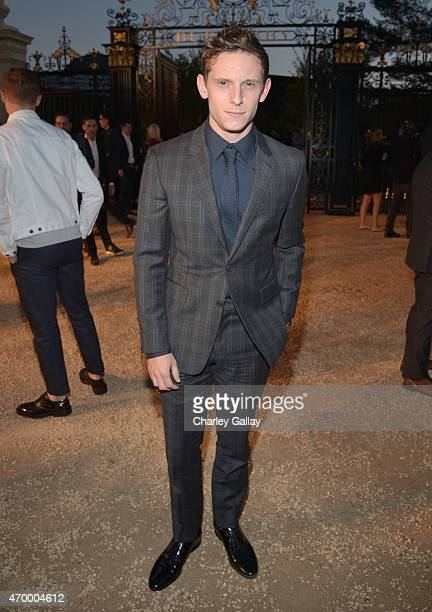 Actor Jamie Bell attends the Burberry 'London in Los Angeles' event at Griffith Observatory on April 16 2015 in Los Angeles California