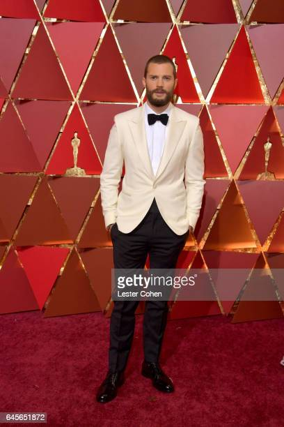 Actor Jamie Dornan attends the 89th Annual Academy Awards at Hollywood Highland Center on February 26 2017 in Hollywood California