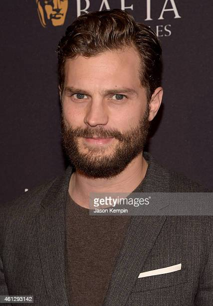 Actor Jamie Dornan attends the BAFTA Los Angeles Tea Party at The Four Seasons Hotel Los Angeles At Beverly Hills on January 10 2015 in Los Angeles...