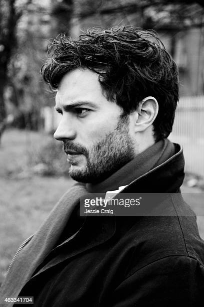 Actor Jamie Dornan is photographed on January 15 2013 in London England