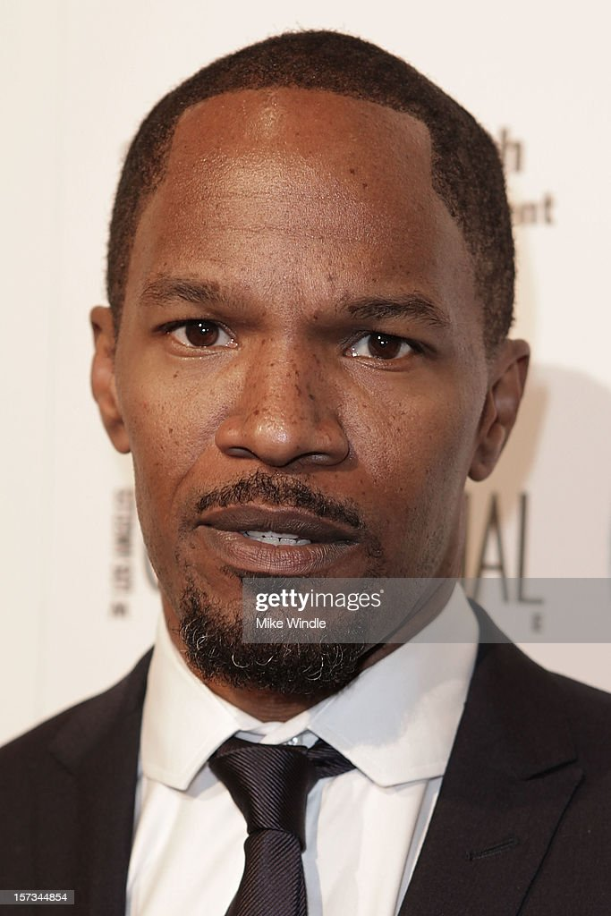 Actor <a gi-track='captionPersonalityLinkClicked' href=/galleries/search?phrase=Jamie+Foxx&family=editorial&specificpeople=201715 ng-click='$event.stopPropagation()'>Jamie Foxx</a> attends Los Angeles Confidential Celebrates 10th Anniversary presented by Merrill Lynch Wealth Management at SupperClub Los Angeles on December 1, 2012 in Los Angeles, California.