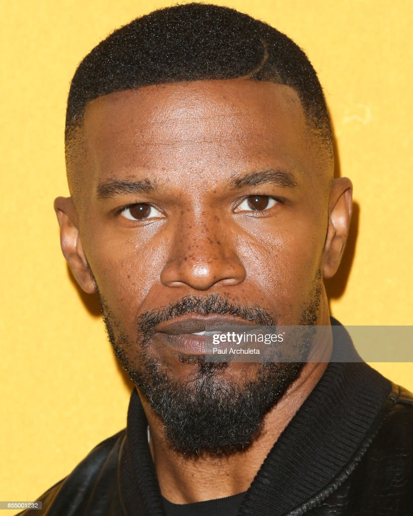 Actor Jamie Foxx attends the premiere of Showtime's 'White Famous' at The Jeremy Hotel on September 27, 2017 in West Hollywood, California.