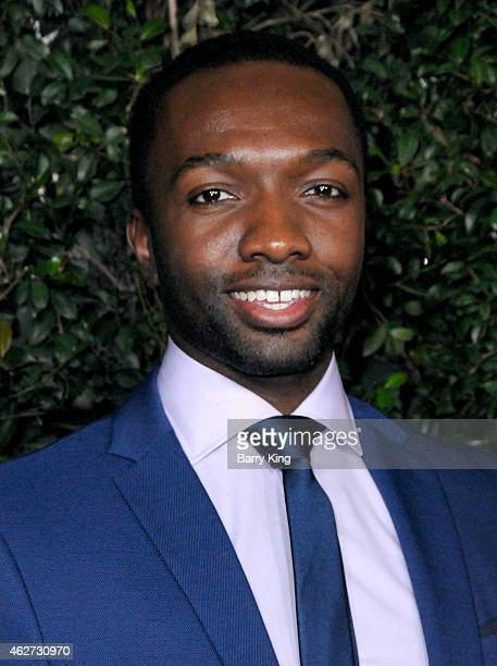 Actor Jamie Hector arrives at screening of Amazon's 1st Original Drama Series 'Bosch' at The Dome at Arclight Hollywood on February 3 2015 in...