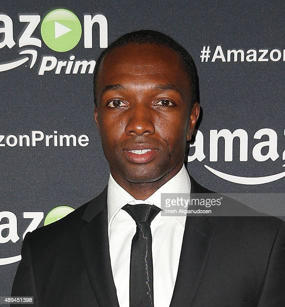 Actor Jamie Hector attends Amazon Video's 67th Primetime Emmy Celebration at The Standard Hotel on September 20 2015 in Los Angeles California