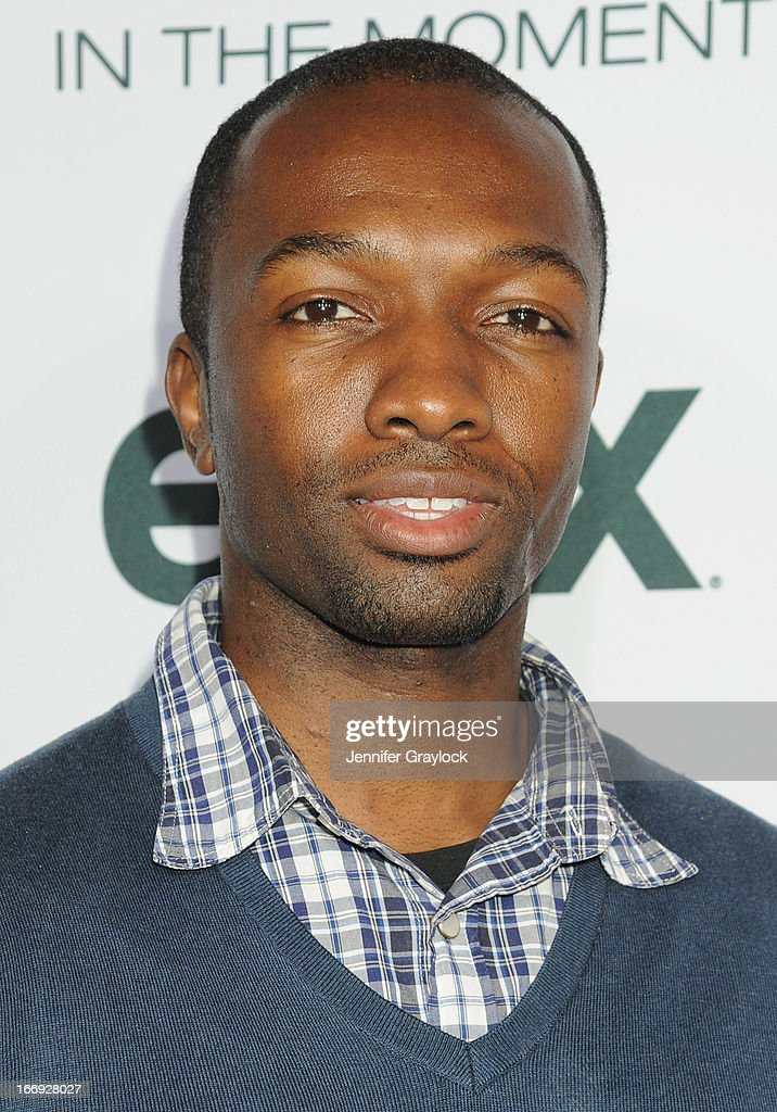 Actor <a gi-track='captionPersonalityLinkClicked' href=/galleries/search?phrase=Jamie+Hector&family=editorial&specificpeople=666307 ng-click='$event.stopPropagation()'>Jamie Hector</a> attends EPIX premiere of Amar'e Stoudemire IN THE MOMENT on April 18, 2013 in New York City.