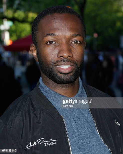 Actor Jamie Hector attends the MR CHIBBS Opening Night screening at the IFC Center on May 3 2017 in New York City