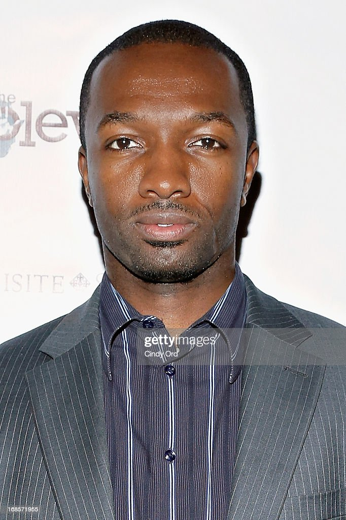 Actor <a gi-track='captionPersonalityLinkClicked' href=/galleries/search?phrase=Jamie+Hector&family=editorial&specificpeople=666307 ng-click='$event.stopPropagation()'>Jamie Hector</a> attends The Second Annual Olevolos Project Fundraiser at The General on May 11, 2013 in New York City.
