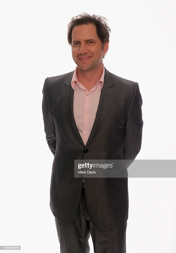 Actor Jamie Kennedy poses for a portrait in the TV Guide Portrait Studio at the 3rd Annual Streamy Awards at Hollywood Palladium on February 17, 2013 in Hollywood, California.