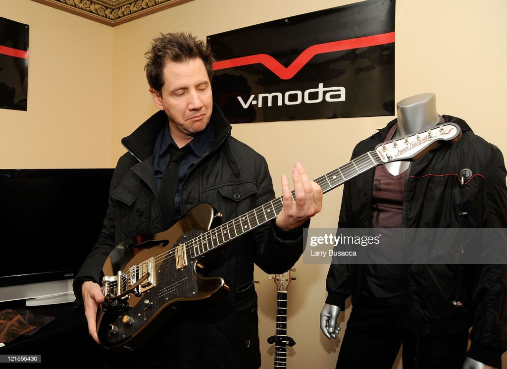 Actor Jamie Kennedy visits the Hollywood Life House Suite on January 18, 2009 in Park City, Utah.