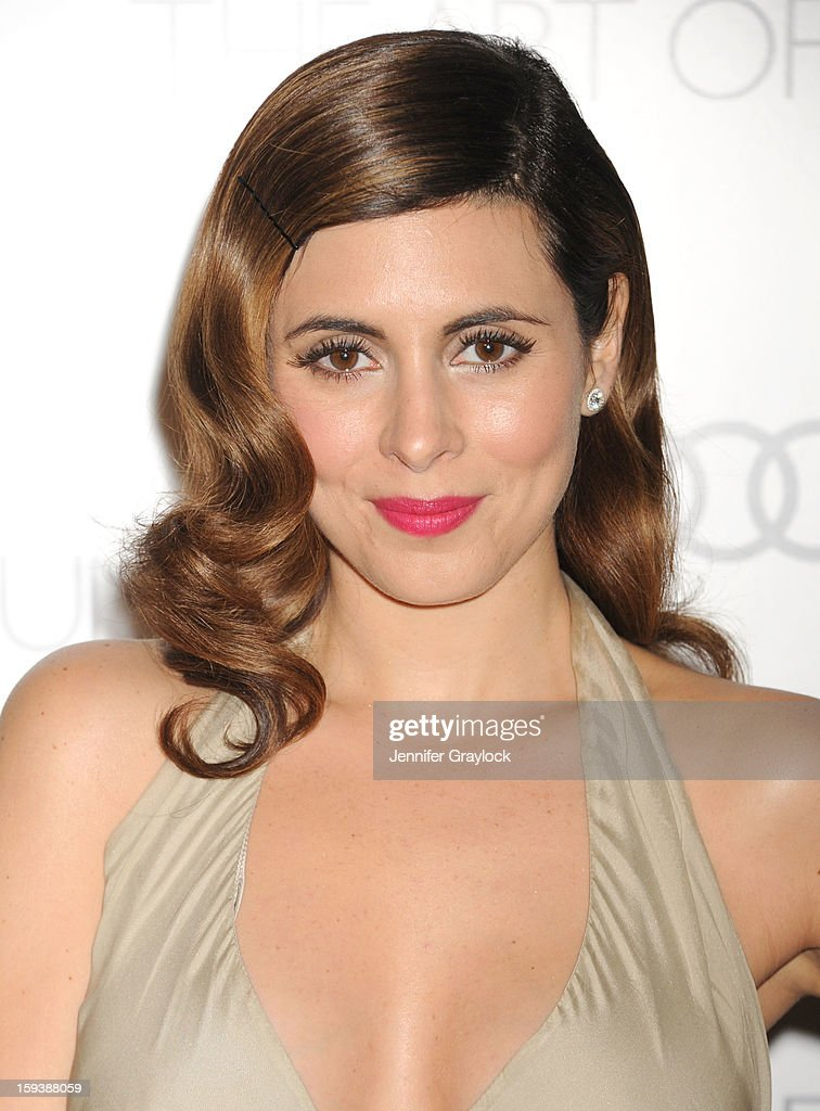 Actor Jamie-Lynn Sigler attends the Art Of Elysium's 6th Annual Heaven Gala held at the 2nd Street Tunnel on Saturday, January 12, 2013 in Los Angeles, California.