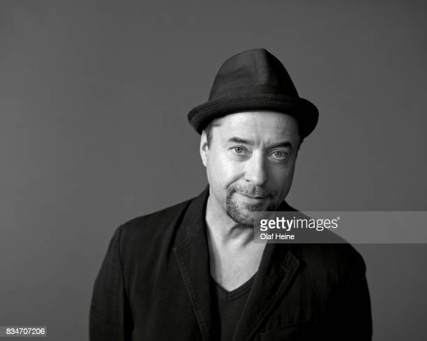 Actor Jan Josef Liefers is photographed on September 11 2015 in Berlin Germany