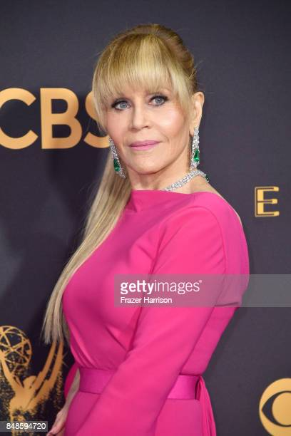 Actor Jane Fonda attends the 69th Annual Primetime Emmy Awards at Microsoft Theater on September 17 2017 in Los Angeles California