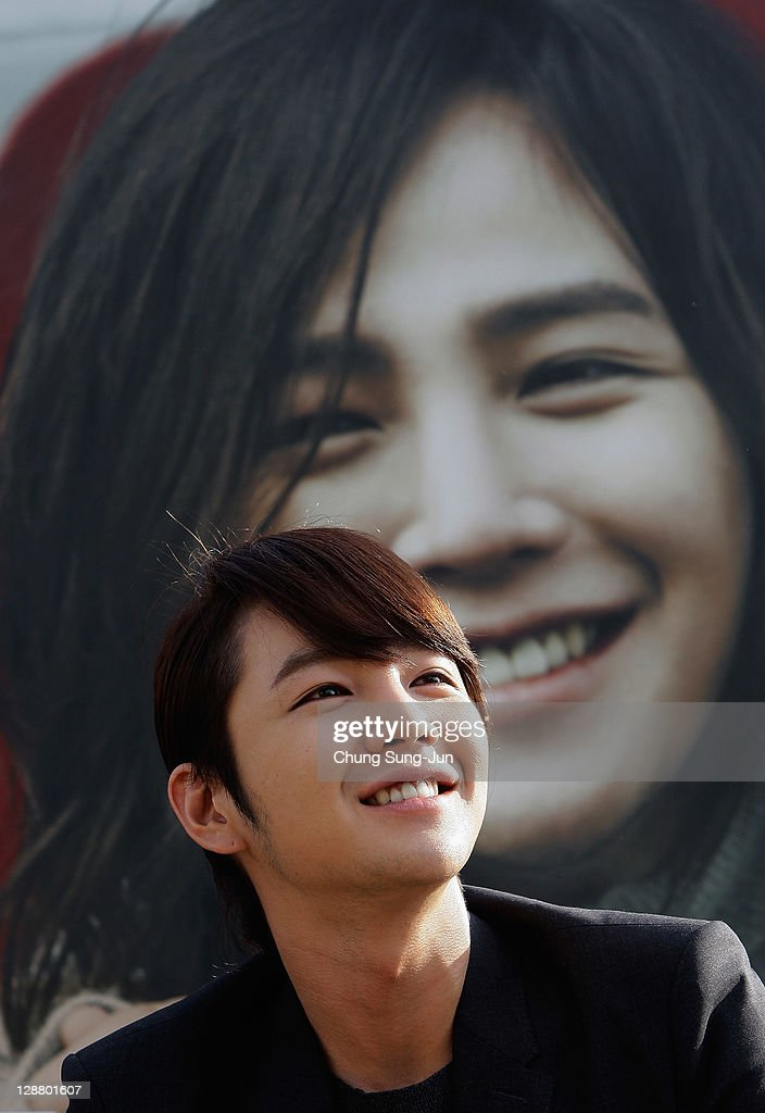 Actor Jang Geun-Suk attends the Open Talk during the 16th Busan International Film Festival (BIFF) on October 9, 2011 in Busan, South Korea. The biggest film festival in Asia showcases 307 films from 70 countries and runs from October 6-14.