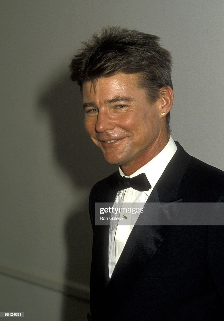 Actor Jan-Michael Vincent attends Second Annual Stuntman Awards on March 22, 1986 at KTLA Studios in Los Angeles, California.