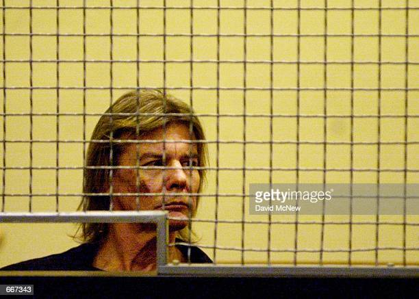 Actor JanMichael Vincent is taken into custody pending a $500000 bail at his probation violation hearing in Laguna Niguel CA July 11 2000 The...