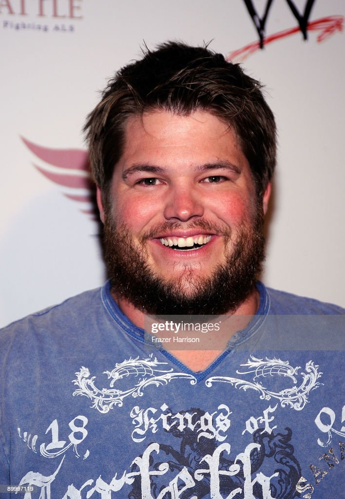 Actor Jareb Dauplaise arrives at the WWE's SummerSlam Kickoff Party at H-Wood Club on August 21, 2009 in Hollywood, California.