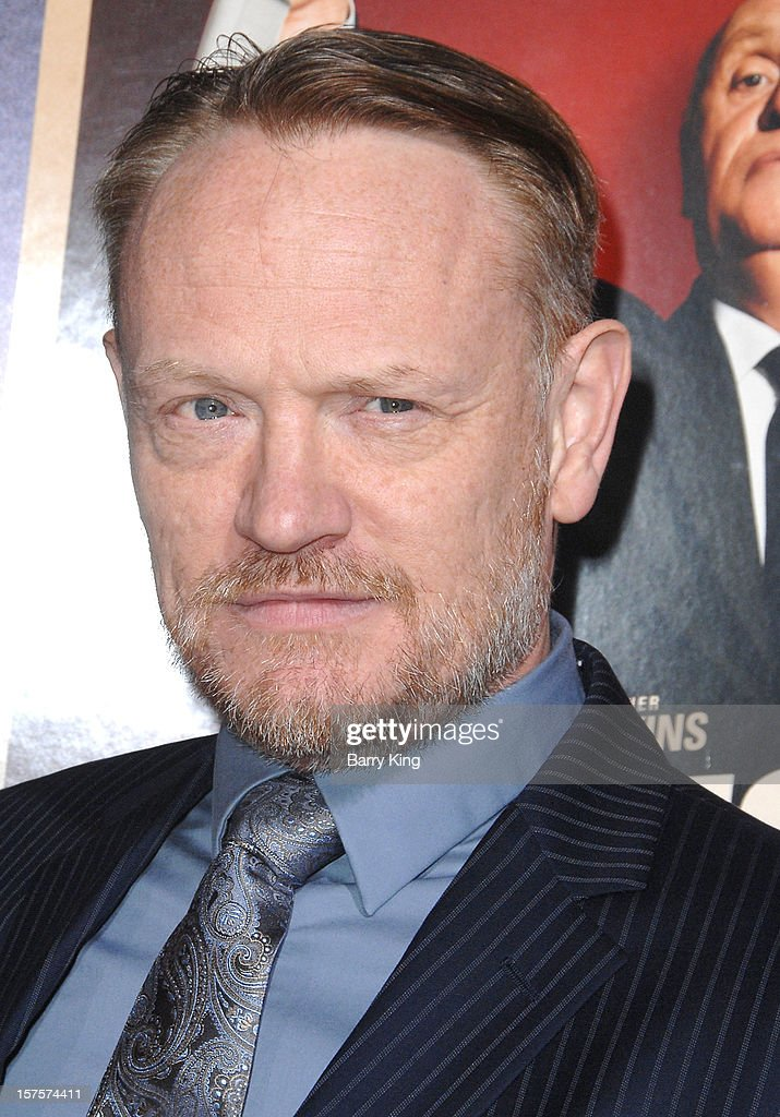 Actor Jared Harris arrives at the Los Angeles Premiere 'Hitchcock' at AMPAS Samuel Goldwyn Theater on November 20, 2012 in Beverly Hills, California.