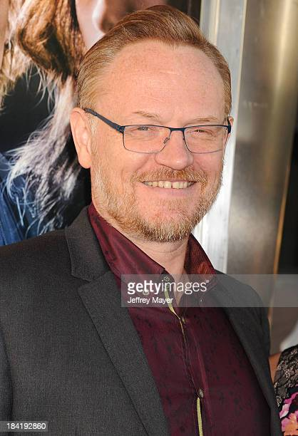Actor Jared Harris arrives at the Los Angeles premiere of 'The Mortal Instruments City Of Bones' at ArcLight Cinemas Cinerama Dome on August 12 2013...